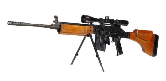 Galil Sniper