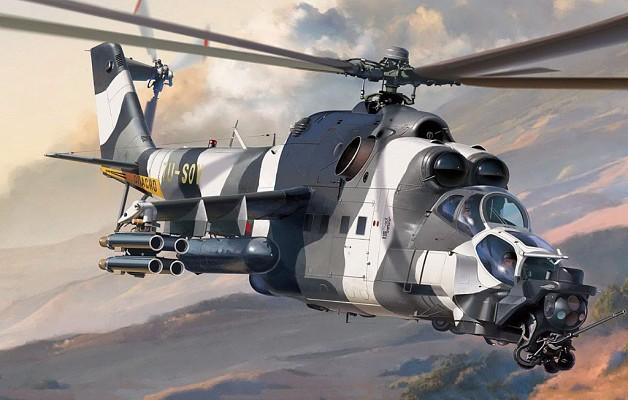 Super Hind Mk III