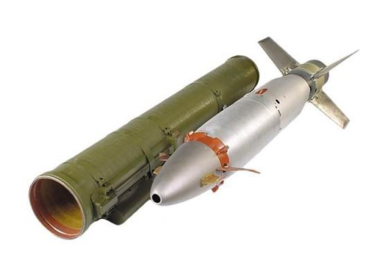 9M133 missile