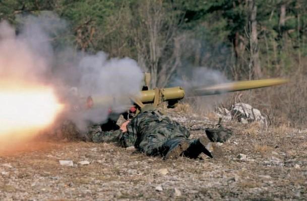 9K111 Fagot anti-tank guided weapon