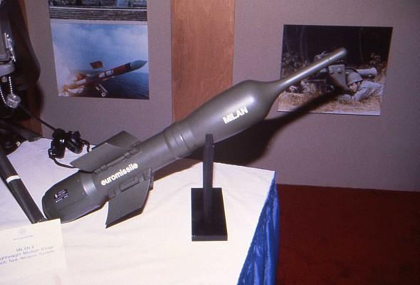 MILAN 2 missile