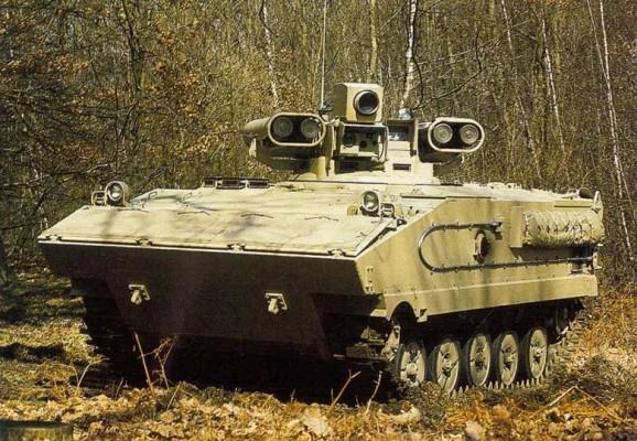 AMX-10P with Lancelot turret