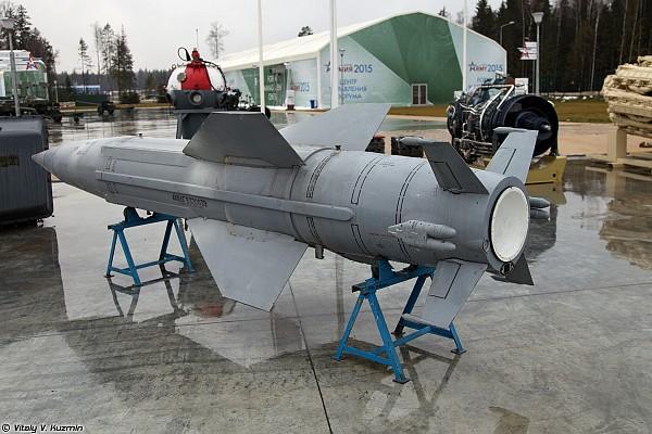 V-611 missile