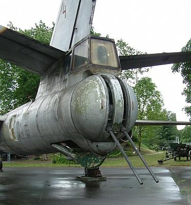 NR-23 used on Il-28