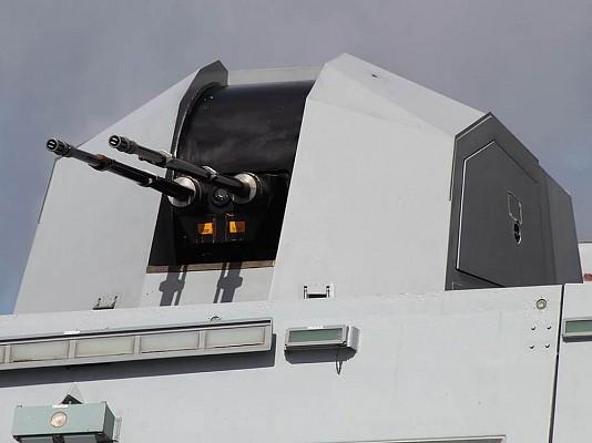 35mm Dual Purpose Gun