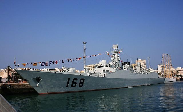 Type-052B class