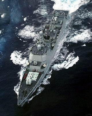 Type-052C class