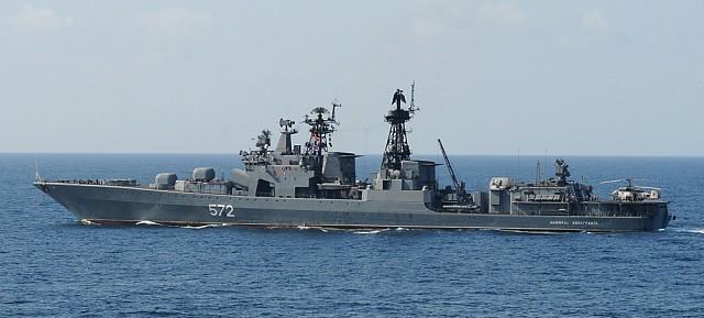 Project 1155 Fregat