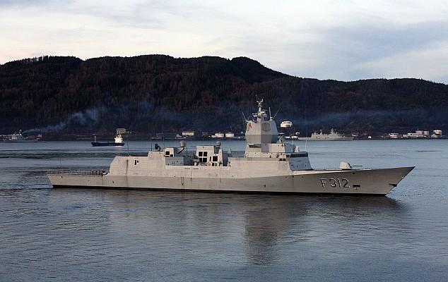 Fridtjof Nansen class