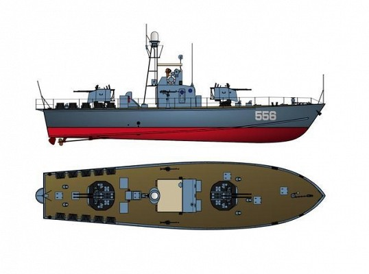 Type-055 Shantou class