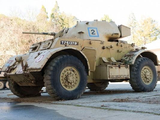 Staghound Mk I