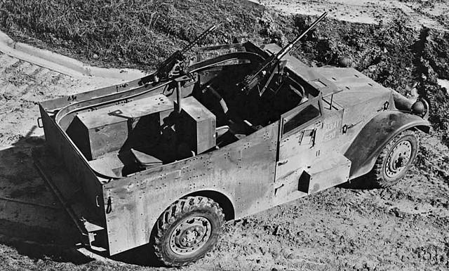 White M3A1