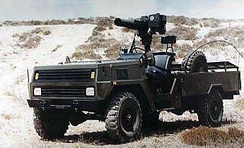 Weapons carrier
