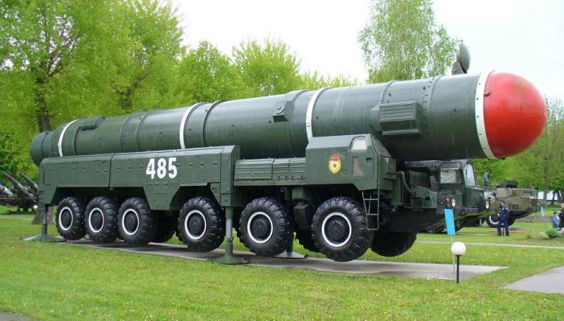 RSD-10 Pioner ICBM